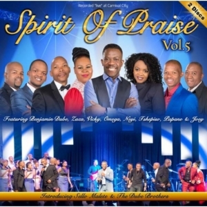 Spirit of Praise, Vol. 5 (Live) BY Tshepiso